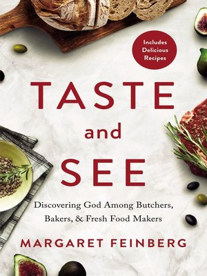 cover image of Taste and See