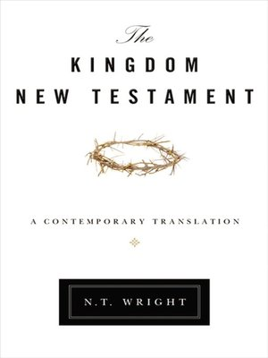 cover image of The Kingdom New Testament, eBook