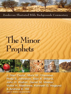 cover image of The Minor Prophets