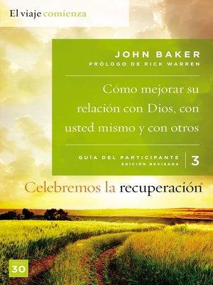 cover image of Celebremos la recuperación Guía 3