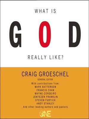 cover image of What Is God Really Like?