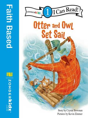 cover image of Otter and Owl Set Sail
