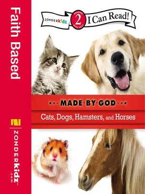 cover image of Cats, Dogs, Hamsters, and Horses
