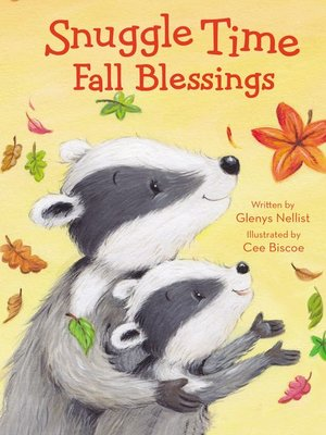 cover image of Snuggle Time Fall Blessings