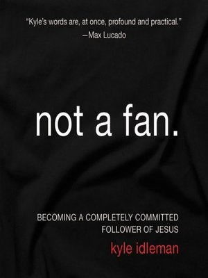 cover image of Not a Fan
