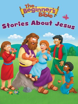 cover image of The Beginner's Bible Stories About Jesus