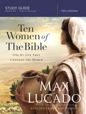 cover image of Ten Women of the Bible