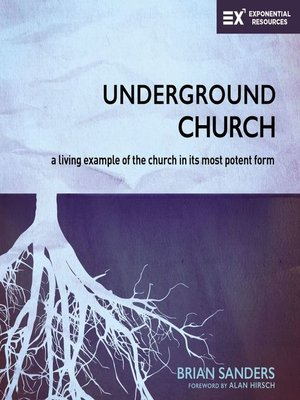 cover image of Underground Church