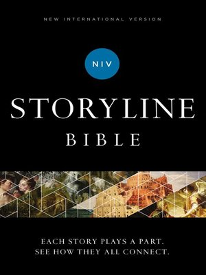 cover image of NIV, Storyline Bible, eBook