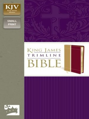 cover image of Holy Bible, KJV