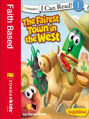 cover image of The Fairest Town in the West