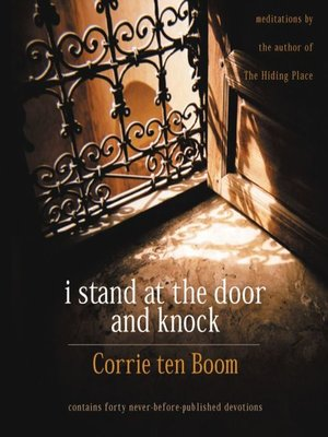 cover image of I Stand at the Door and Knock