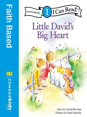 cover image of Little David's Big Heart