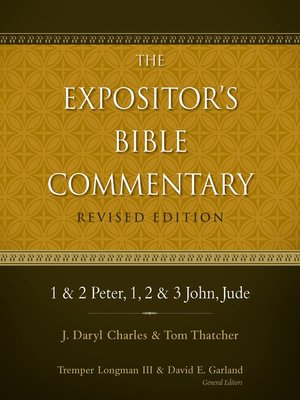 cover image of 1 and 2 Peter, 1, 2, and 3 John, Jude
