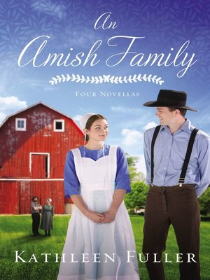 cover image of An Amish Family
