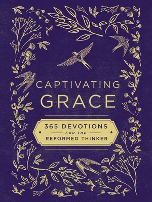 cover image of Captivating Grace