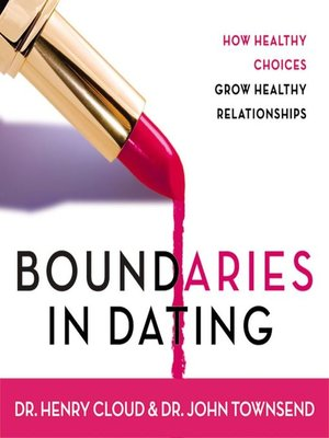 cover image of Boundaries in Dating