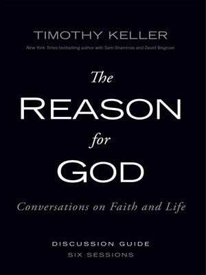 cover image of The Reason for God Discussion Guide