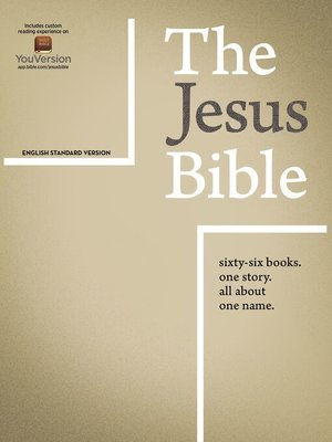 cover image of The Jesus Bible, ESV , eBook
