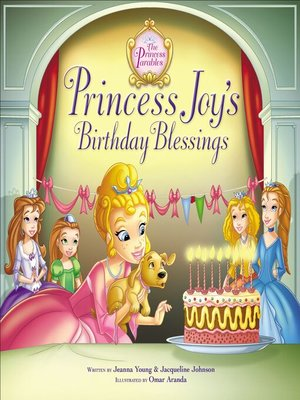cover image of Princess Joy's Birthday Blessing