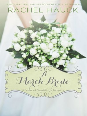 cover image of A March Bride