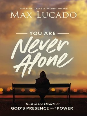 cover image of You Are Never Alone