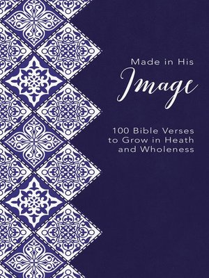 cover image of Made in His Image