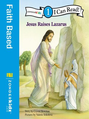 cover image of Jesus Raises Lazarus
