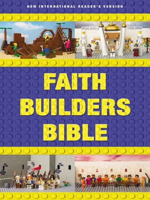 cover image of NIrV, Faith Builders Bible
