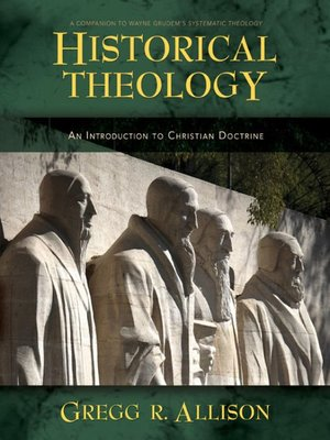 cover image of Historical Theology