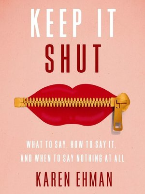 cover image of Keep It Shut