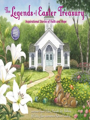 cover image of The Legends of Easter Treasury