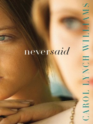 cover image of Never Said