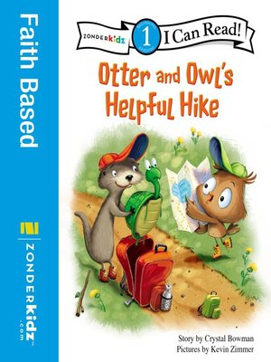 cover image of Otter and Owl's Helpful Hike