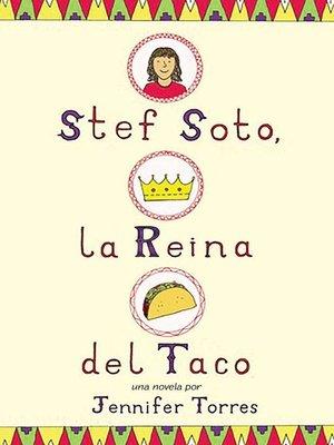 cover image of Stef Soto, la reina del taco