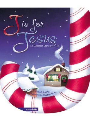 cover image of J Is for Jesus