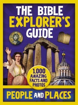 cover image of The Bible Explorer's Guide People and Places