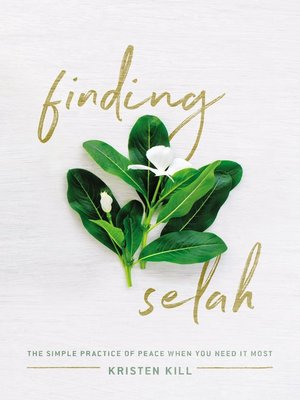 cover image of Finding Selah