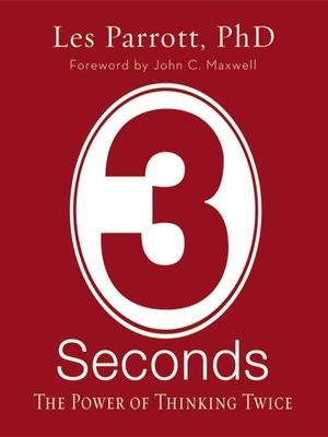 cover image of 3 Seconds