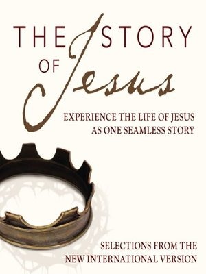 cover image of The Story of Jesus, NIV