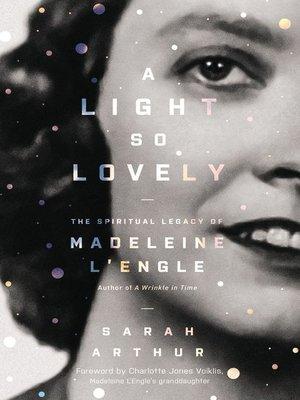 cover image of A Light So Lovely