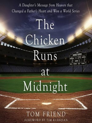 cover image of The Chicken Runs at Midnight