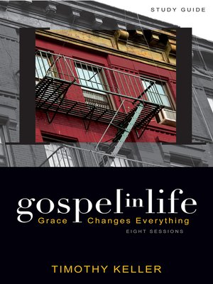 cover image of Gospel in Life Study Guide