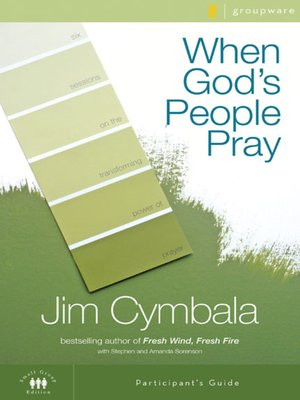 cover image of When God's People Pray Participant's Guide