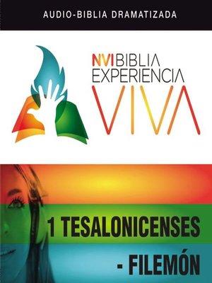 cover image of NVI Biblia Experiencia Viva