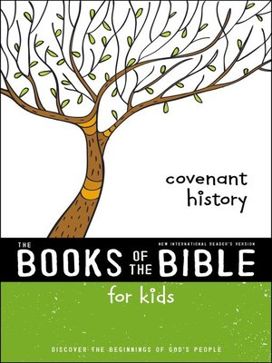 cover image of NIrV, the Books of the Bible for Kids, Covenant History