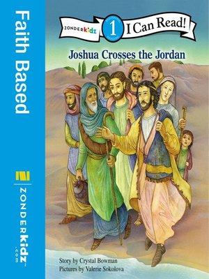 cover image of Joshua Crosses the Jordan River