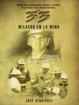 cover image of Milagro en la mina