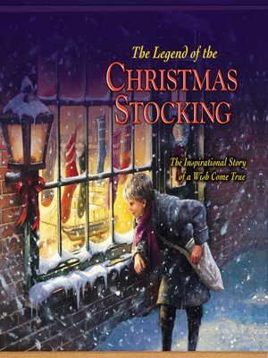 cover image of The Legend of the Christmas Stocking