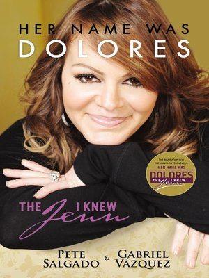 cover image of Her Name Was Dolores